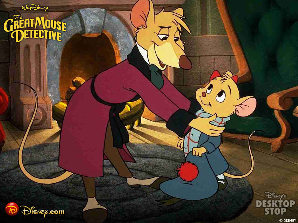 Disney Clipart Great Mouse Detective