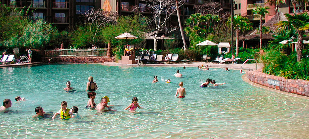 Animal Kingdom Villas POOLS