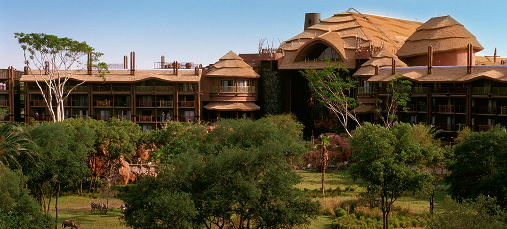 disney resort Animal Kingdom Villas