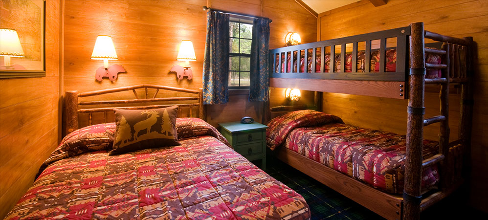 The Cabins At Disneyu0027s Fort Wilderness Resort Room Picture