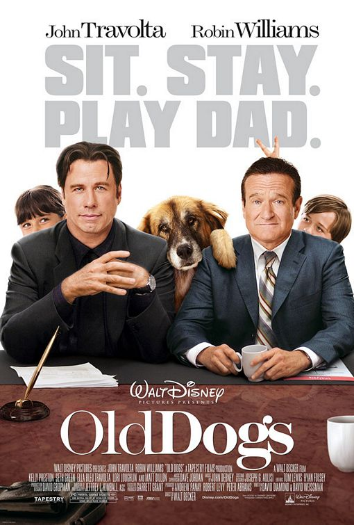 old dogs-poster