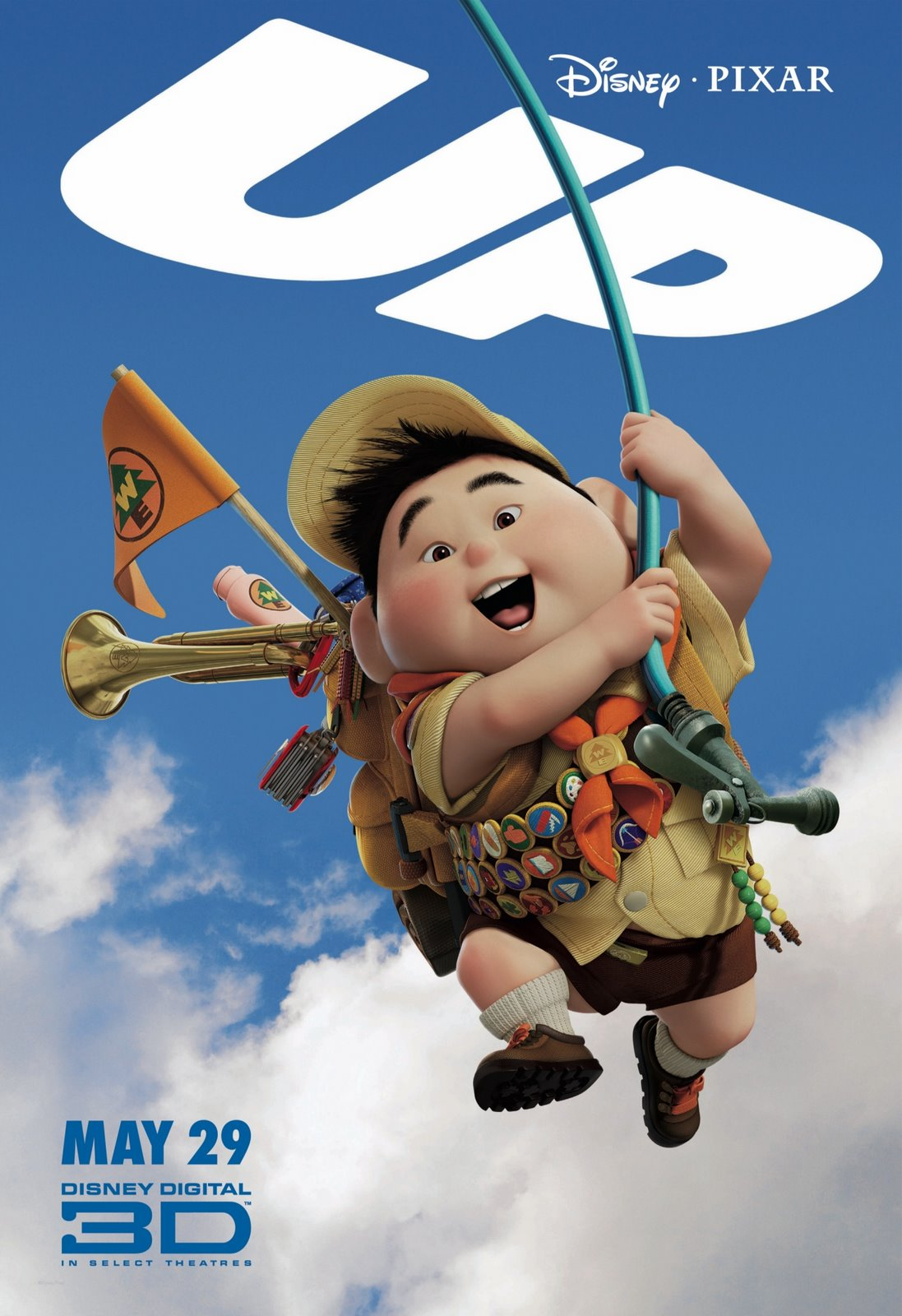 up russell poster