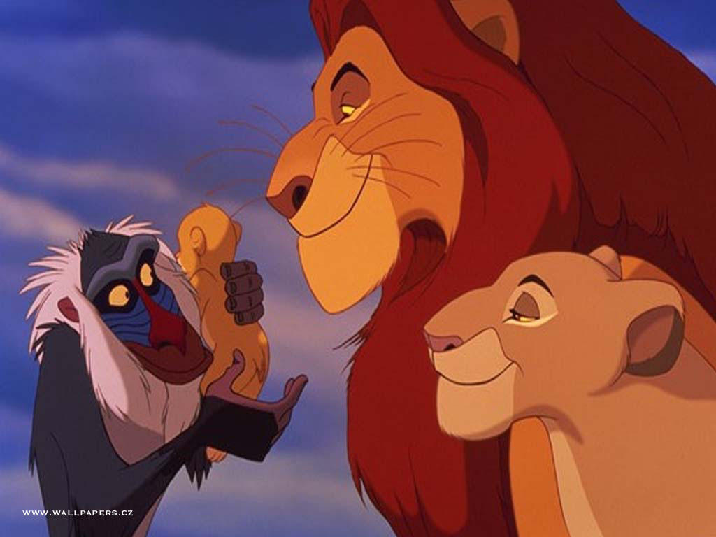 lion-king-wallpaper photo or wallpaper
