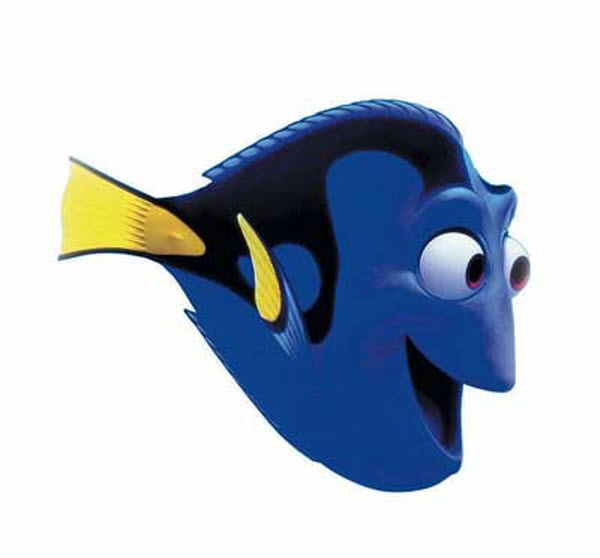 Dory picture dory photo dory wallpaper for Picture of dory fish