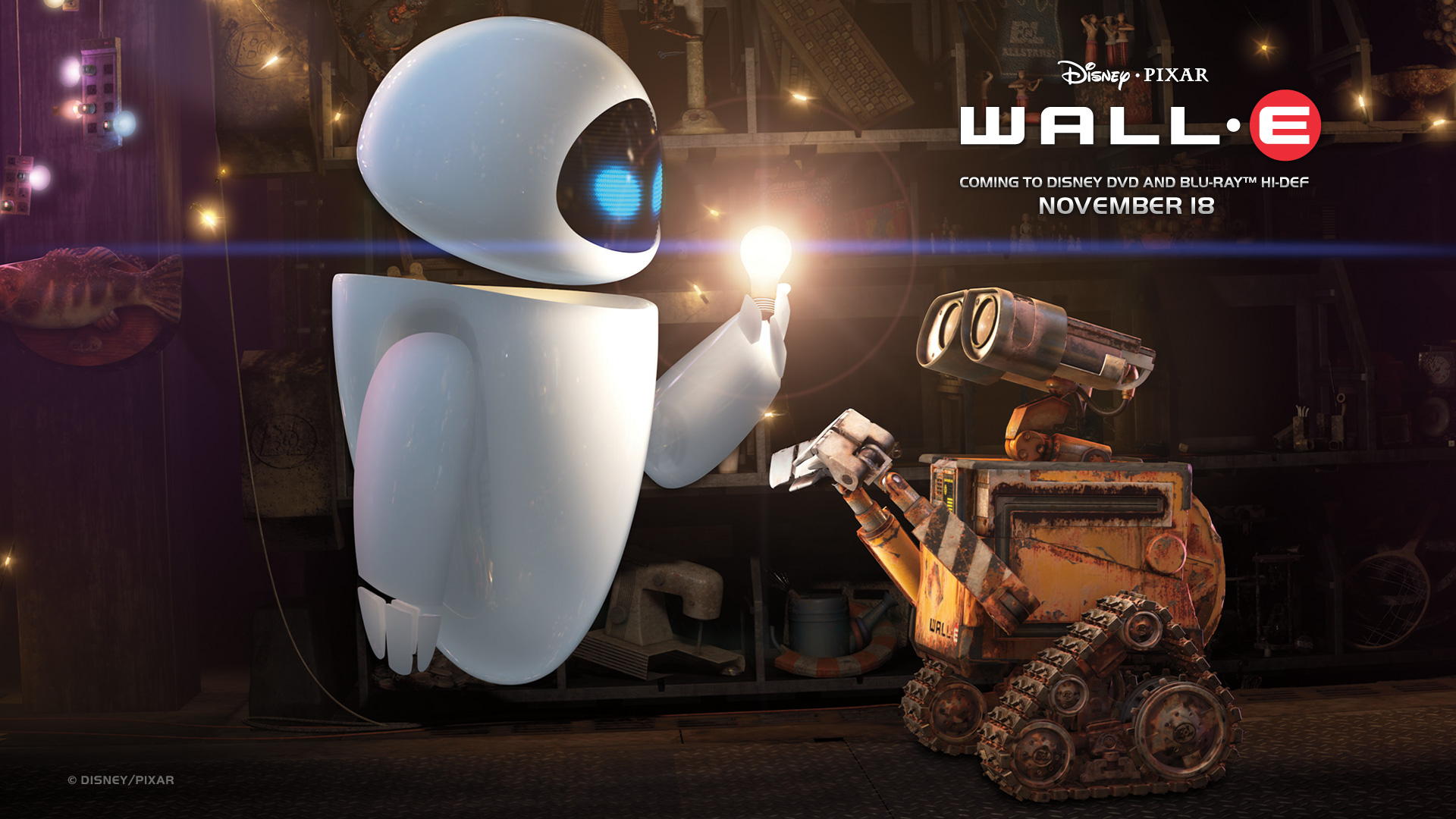 walle eve