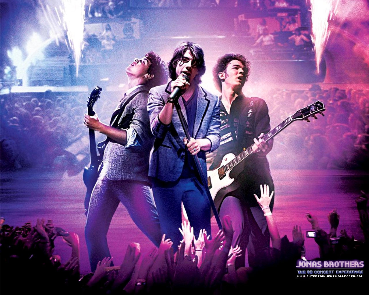 jonas brothers the 3d