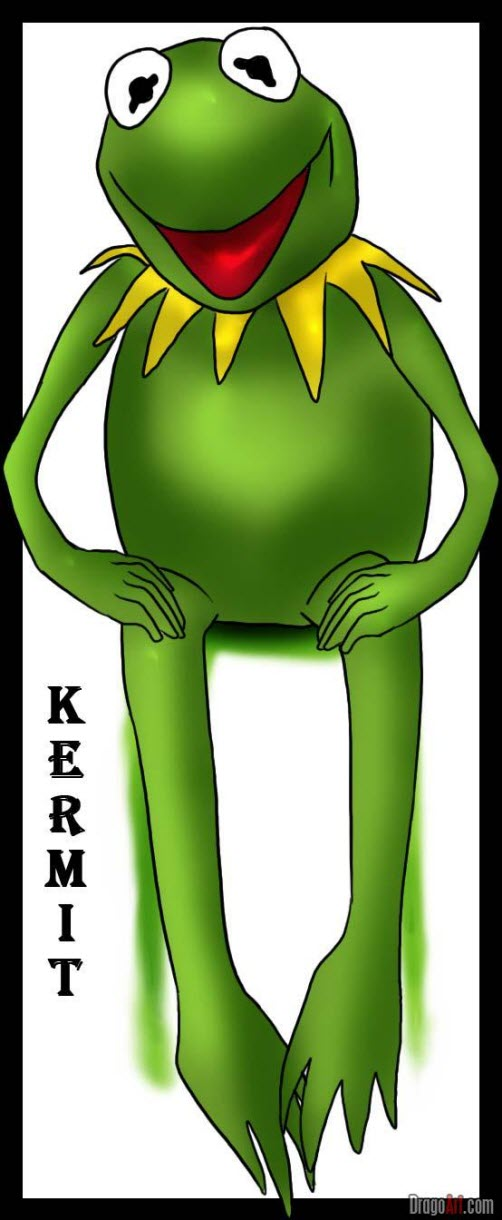 draw-kermit-the-frog