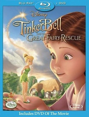 Tinker Bell and the Great Fairy Rescue movie