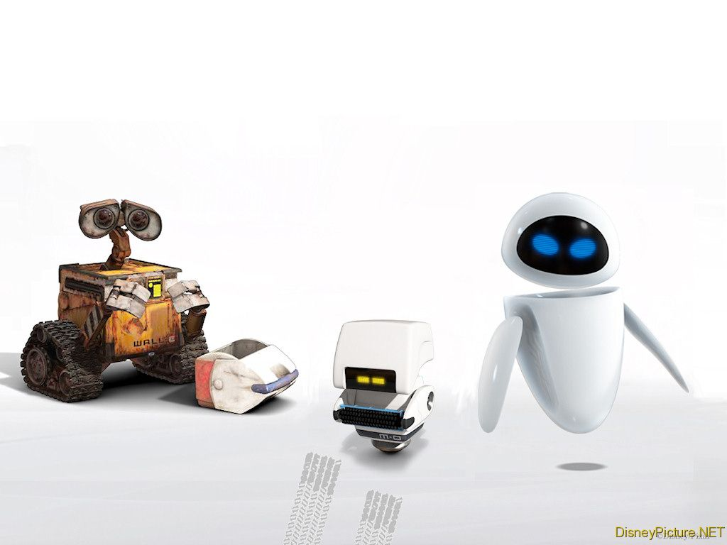 wall e 1024x768 photo or wallpaper