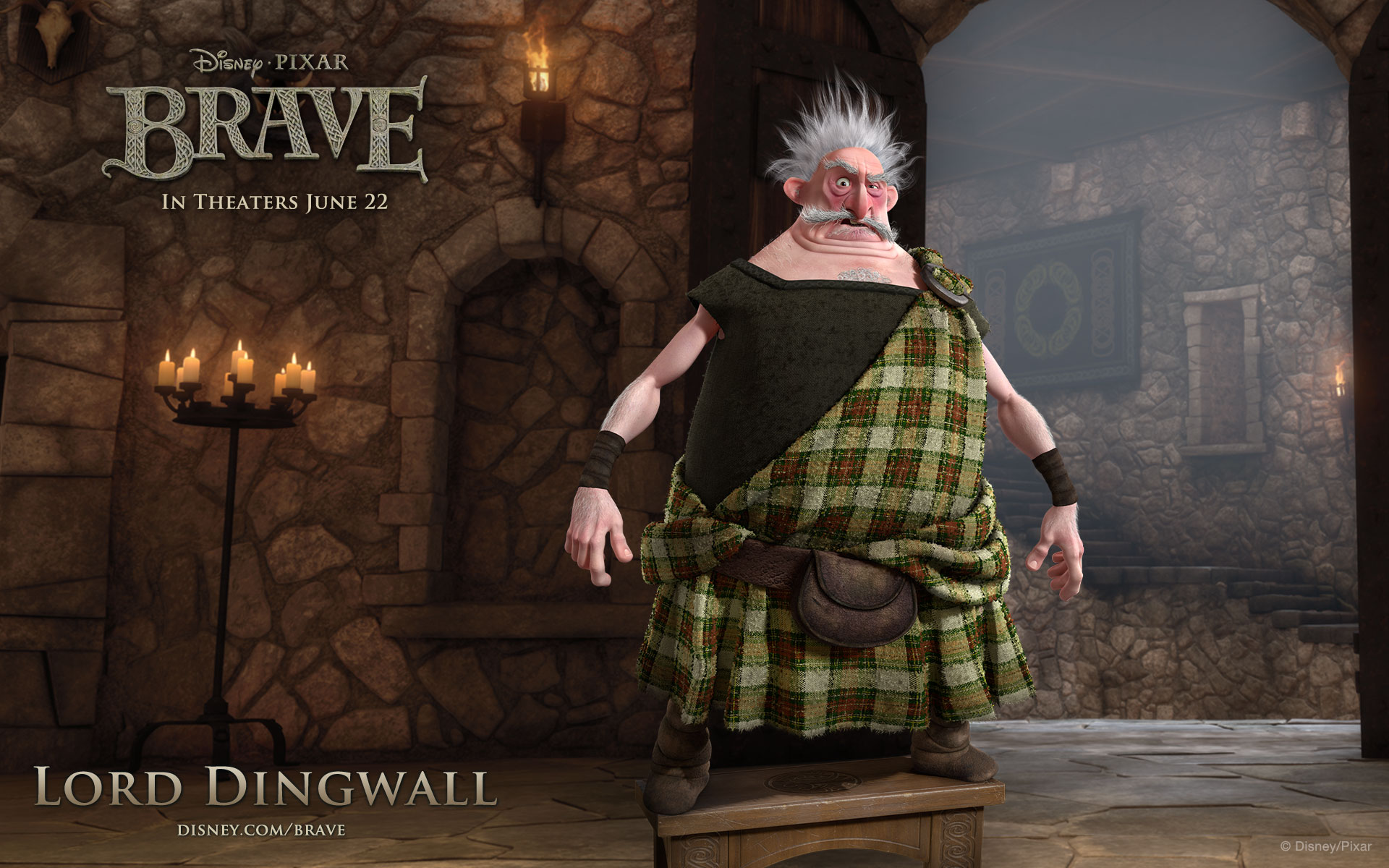 Brave Lord Dingwall widescreen