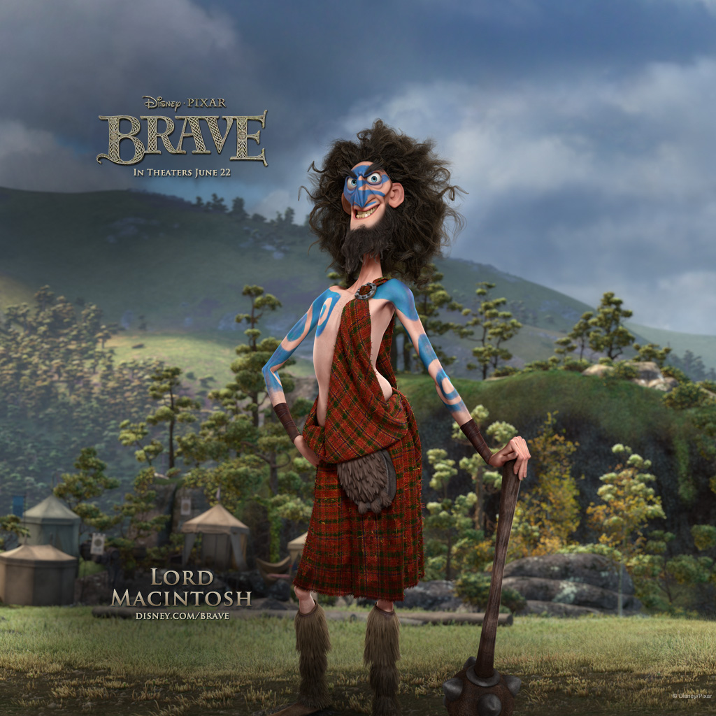 brave iPad Lord Macintosh