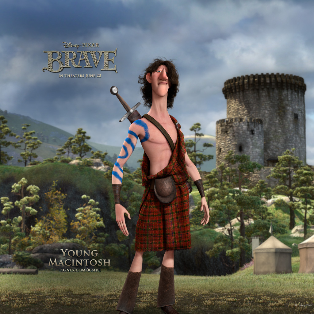 brave iPad Young Macintosh