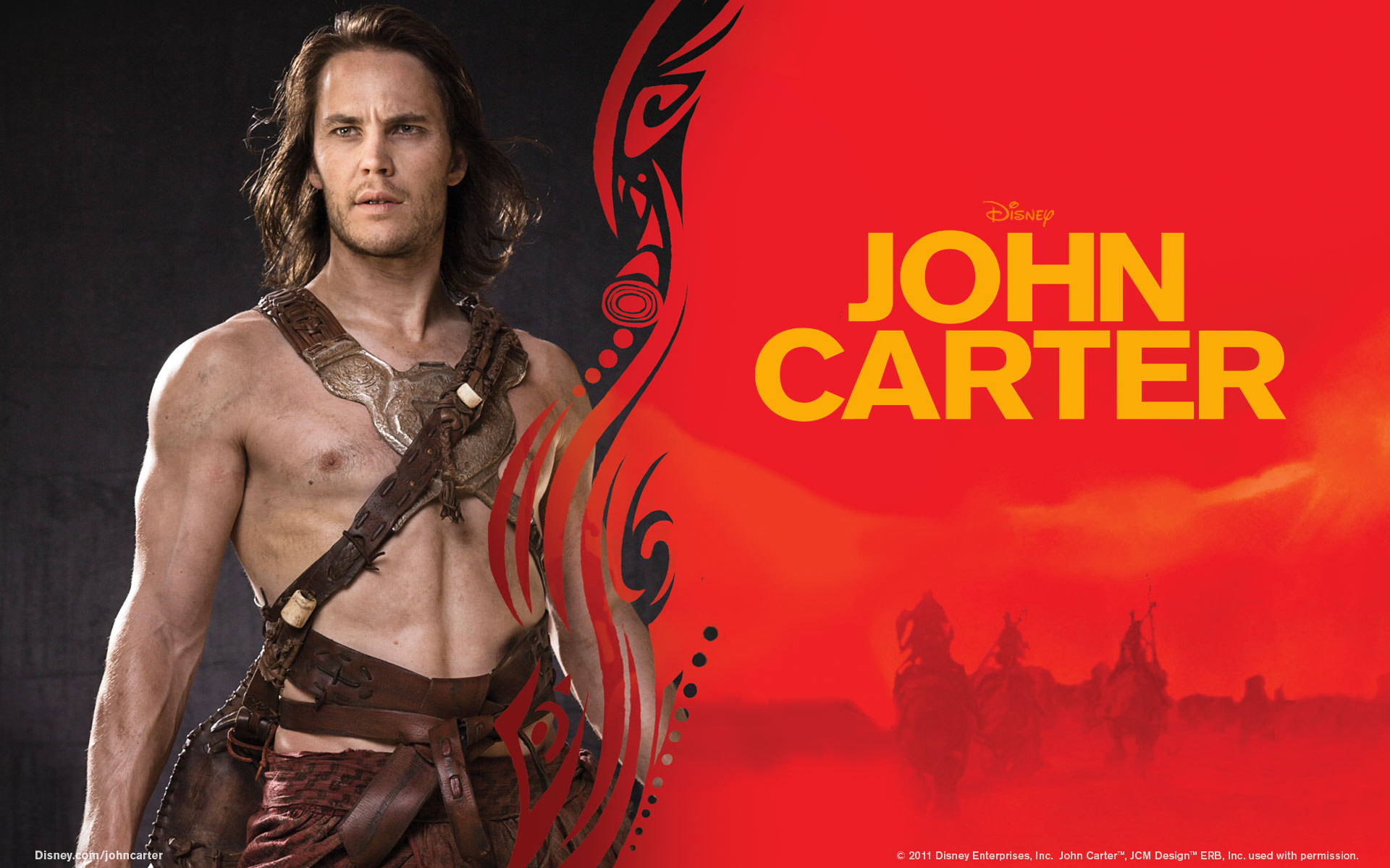 john carter movie widescreen