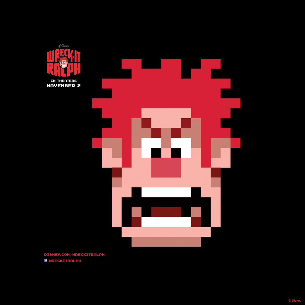 wreck-it-ralph ipad 1024x1024