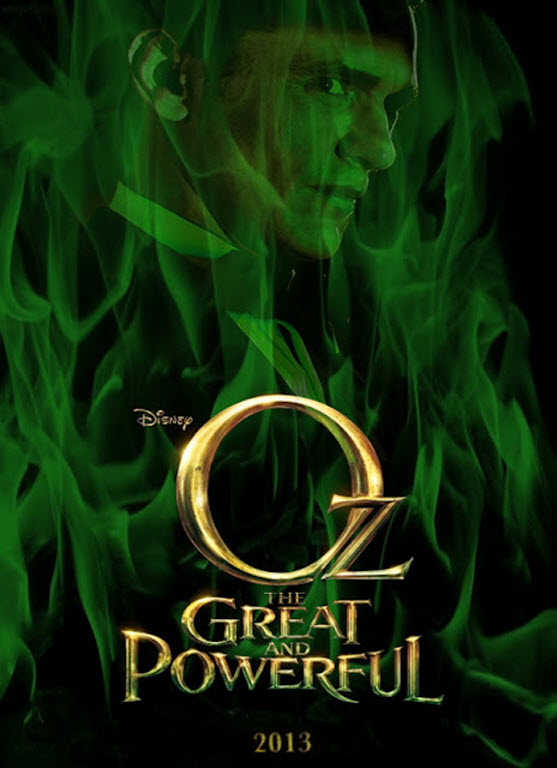 Oz The Great and Powerful-movie poster