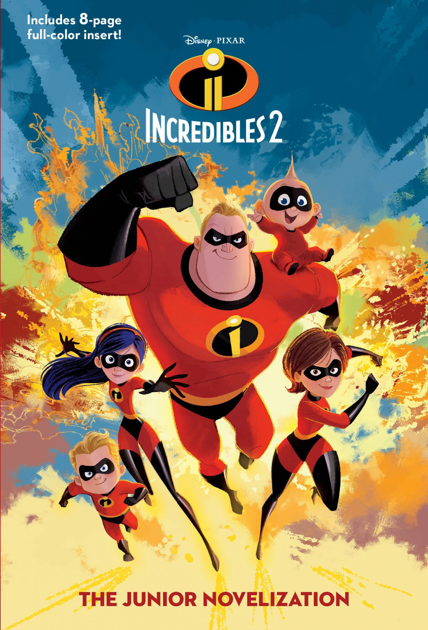 Incredibles 2 The Junior Novelization