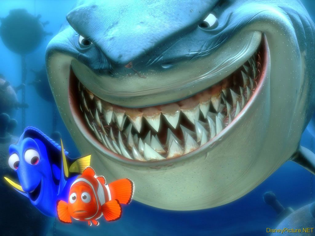 finding nemo wallpaper 1024