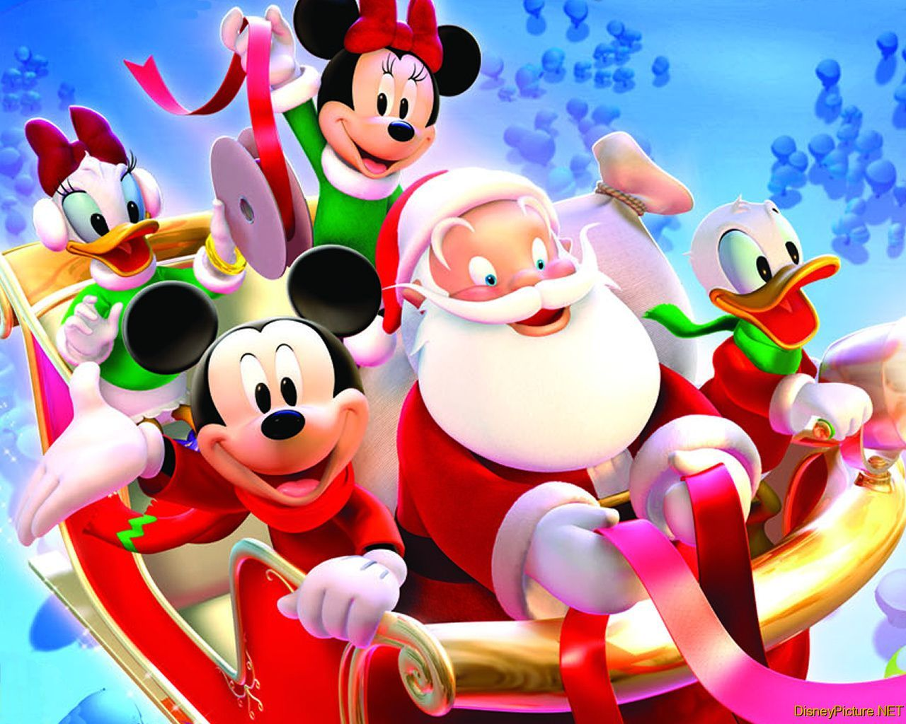 Disney christmas Pictures, Wallpaper