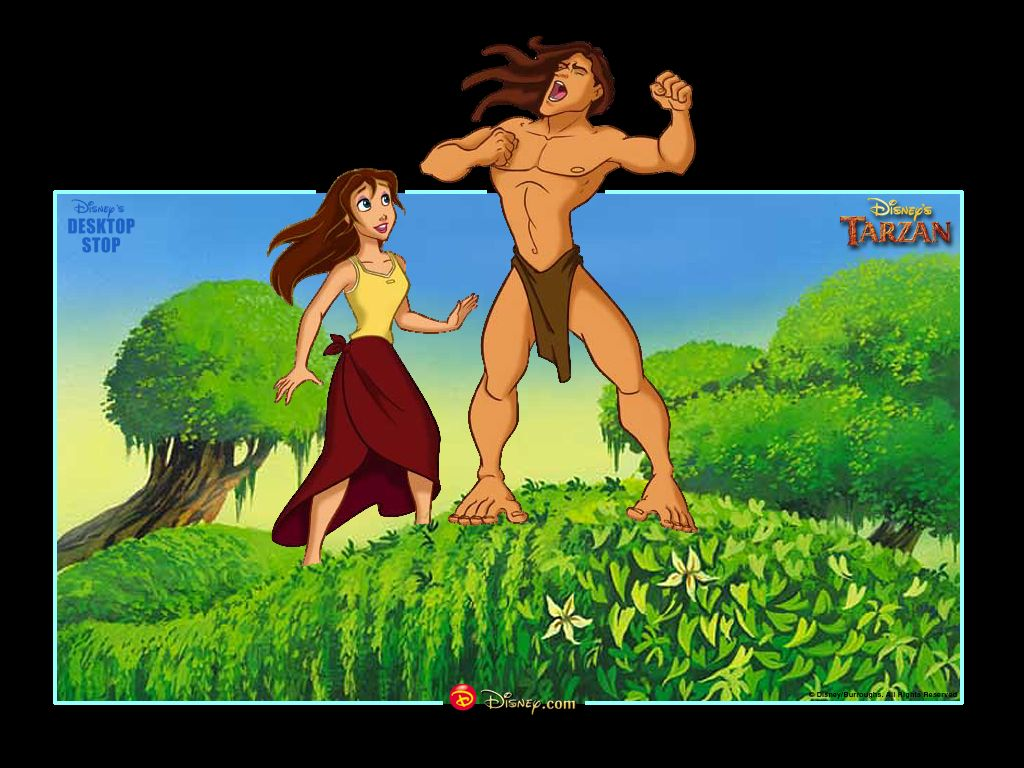 tarzan wallpaperp 1024x768