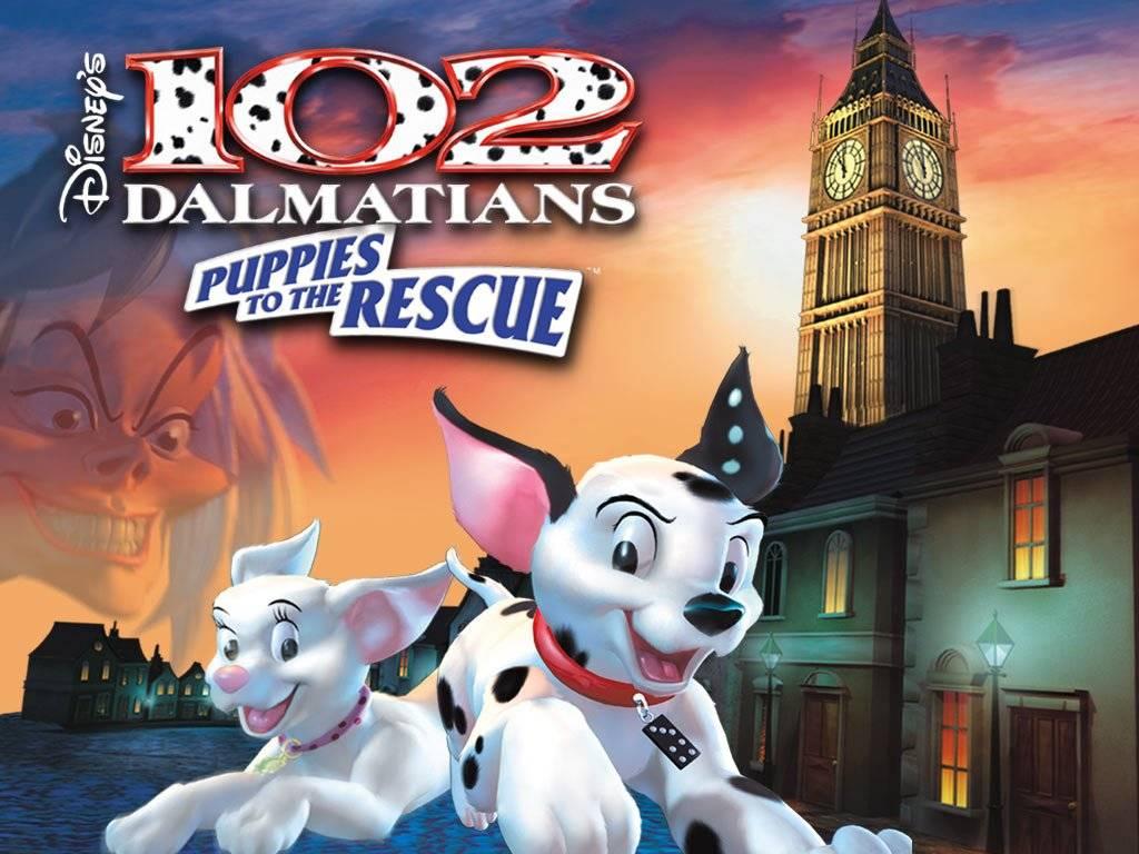 free 102 dalmatians 800 600