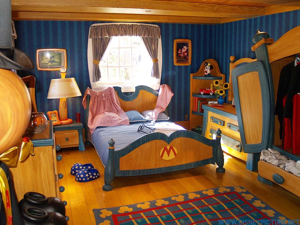 Mickeys Room Picture Mickeys Room Photo Mickeys Room Wallpaper