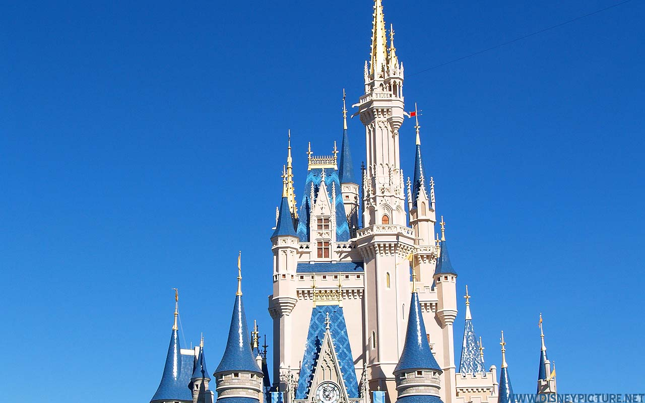 cinderella, castle, kingdom