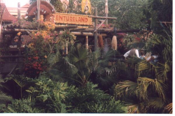 Adventureland Disney