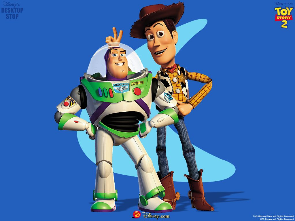 toystory2 desktop wallpaper