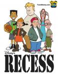 recess poster toon