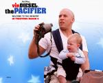 Disney The Pacifier Vin Diesel